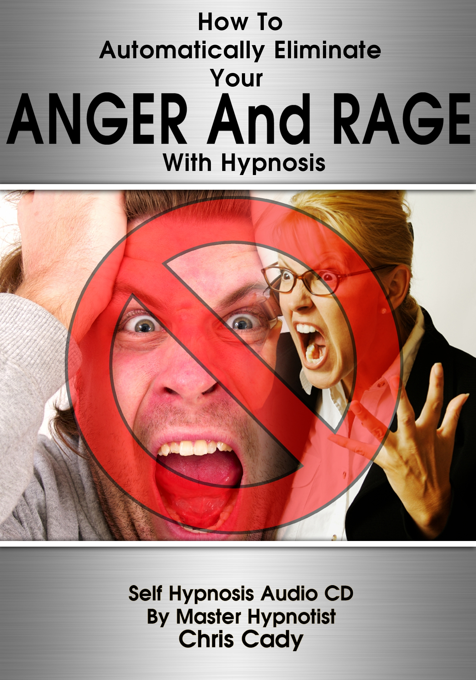 hypnosis for anger management cd