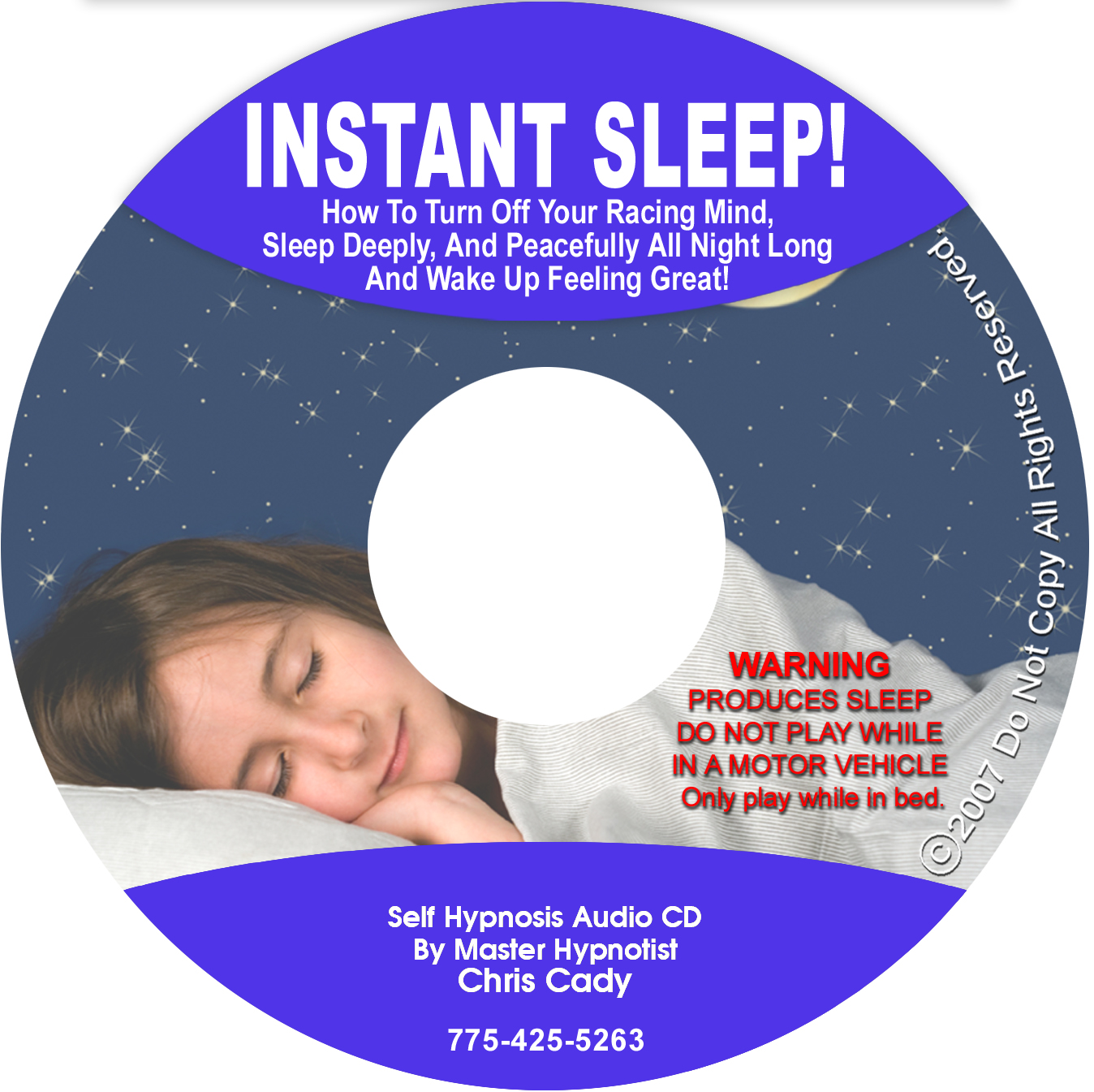 sleep cure insomnia with hypnosis cd