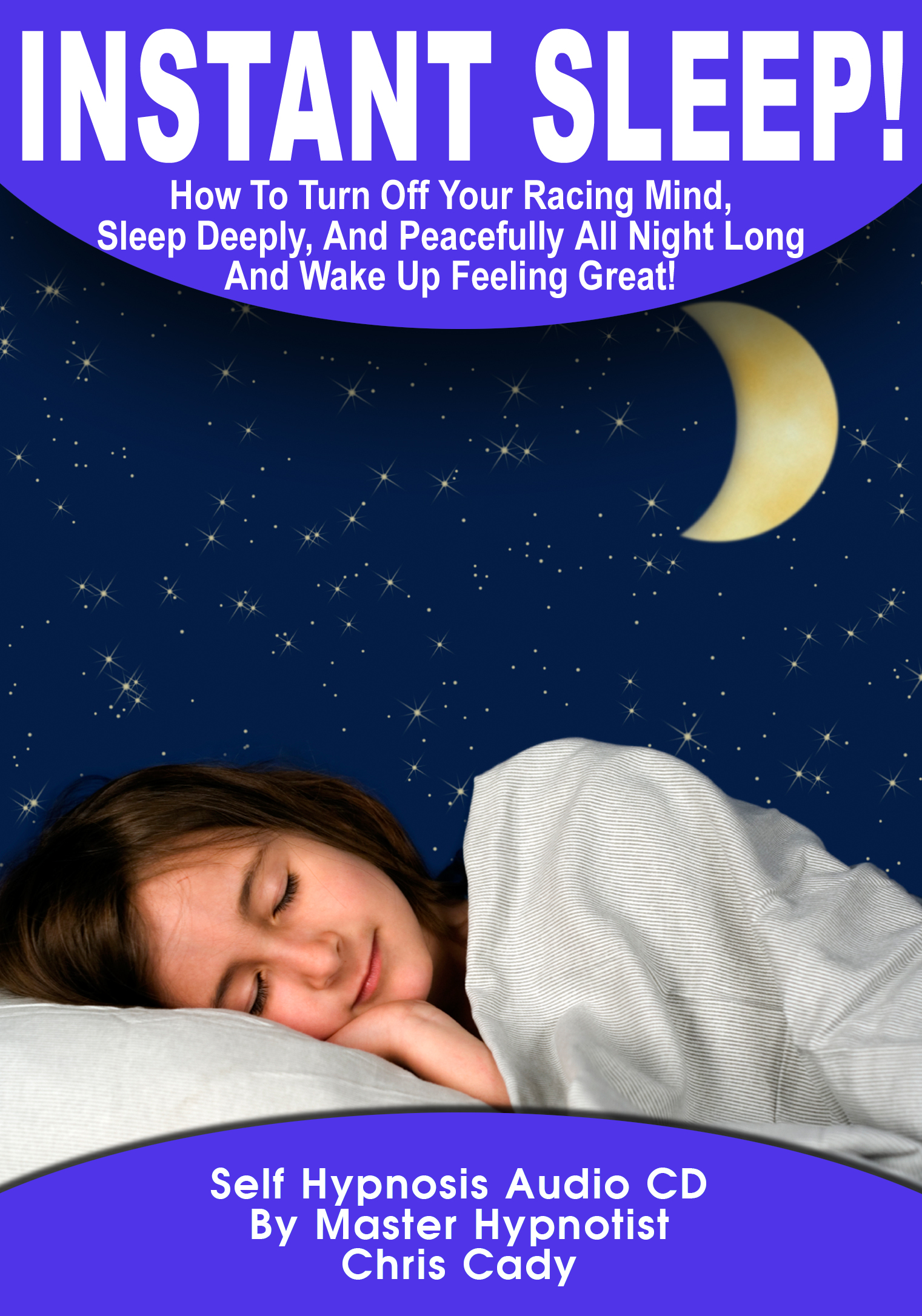 sleep end insomnia with hypnosis cd