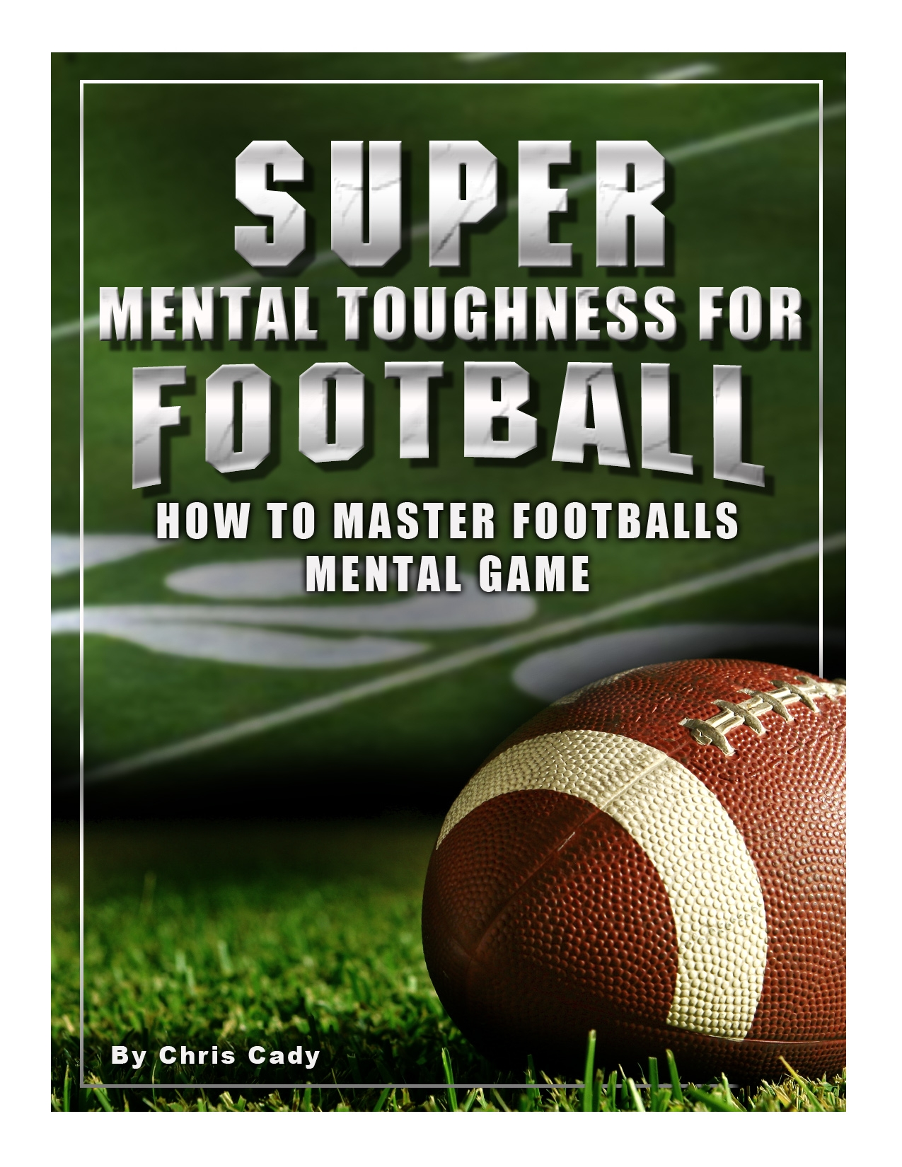 football super mental toughness for football hypnosis cd