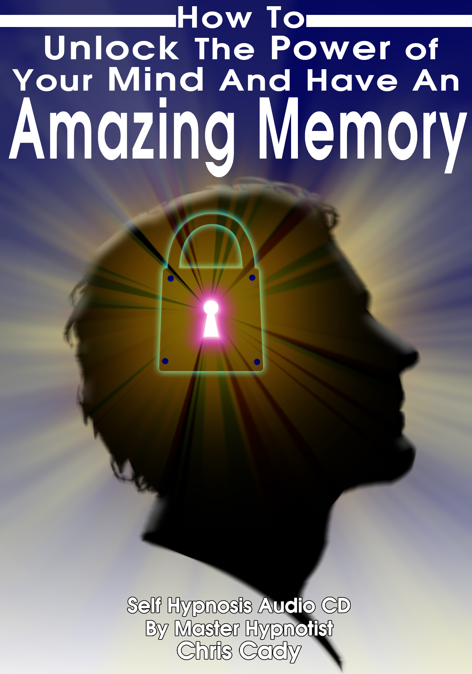 hypnosis for memory improvement cd